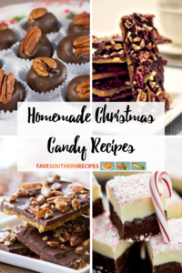 25 Homemade Christmas Candy Recipes