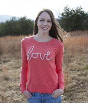 Sew In Love Refashioned Sweater