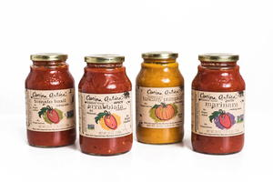 Cucina Antica Pasta Sauce Collection Giveaway