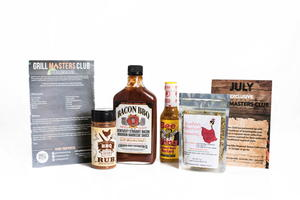 Grill Masters Club BBQ Subscription Set Giveaway