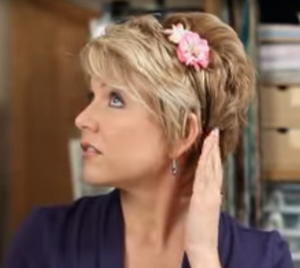 Flower Ribbon Headbands Video