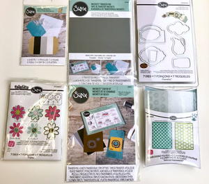 Sizzix Die Cut and Embossing Set Giveaway