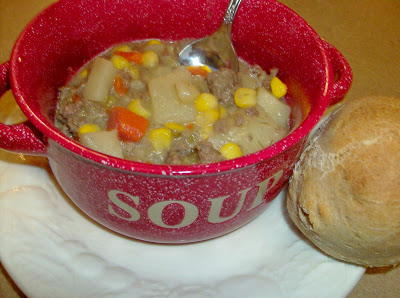 Country Beef Chowder