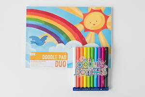 Doodle Pad and Multi-Surface Markers Giveaway