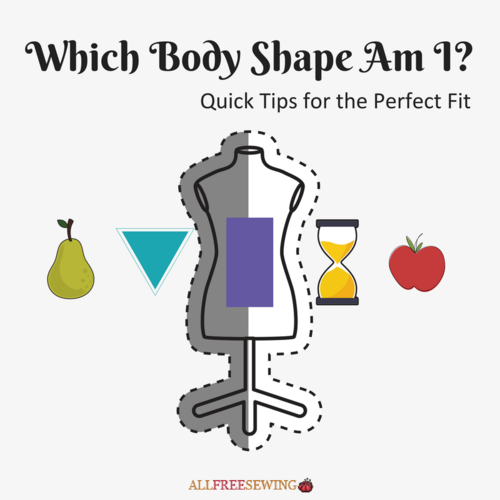 Which Body Shape Am I? Quick Tips for the Perfect Fit