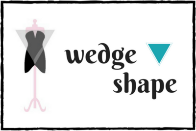 Wedge Body Shape