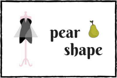 Pear Shape Body Type