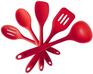 Ultimate Silicone Kitchen Tool Set Giveaway