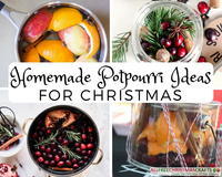5 Homemade Potpourri Ideas for Christmas