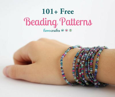 101+ Free Beading Patterns | FaveCrafts com
