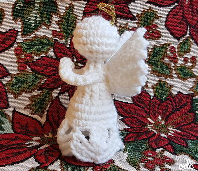 Charity Crochet Christmas Angel