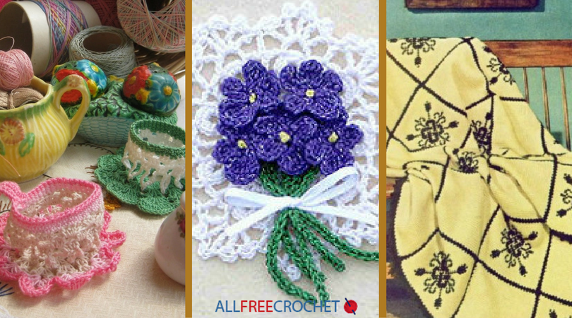 fbf389b0dcb 25 Free Vintage Crochet Patterns