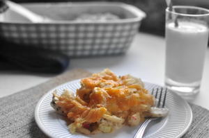 Retro Chicken 'n Chips Casserole