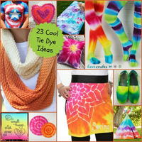 23 Cool Tie Dye Ideas