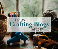 Top 25 Crafting Blogs of 2017