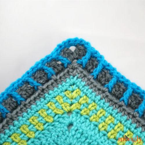Crochet Windows Border