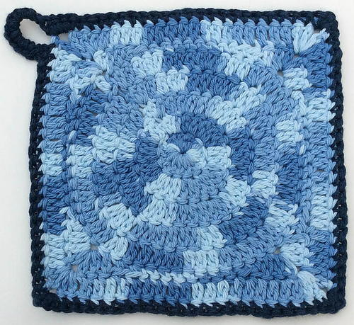 Giant Circle Potholder