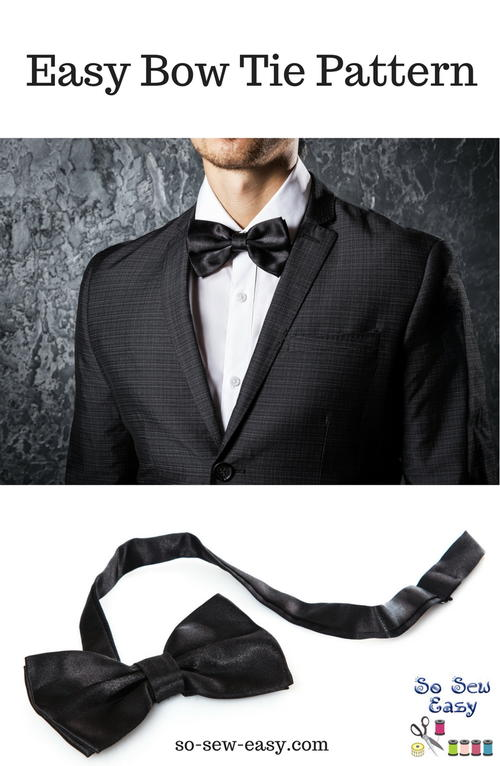 Easy DIY Bow Tie