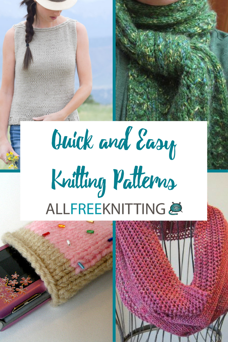 Decorative knitting patterns patterns and types