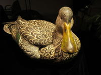 Impressive Duck Carvings from Glenn McMurdo