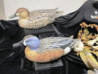 Doug Mason on Miniature and Life-Size Wildfowl Carvings