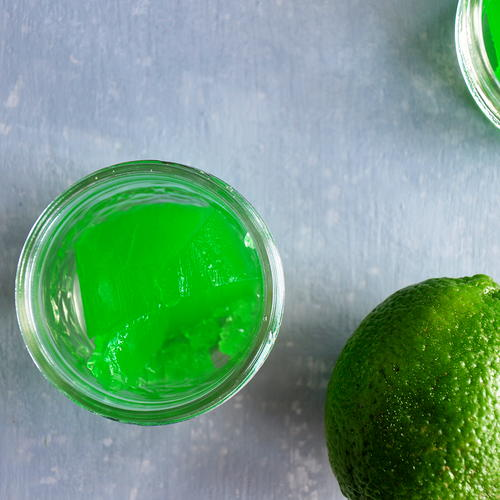 Moscow Mule Jell-O Shots