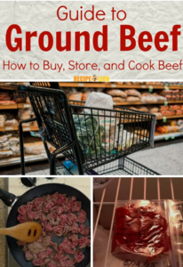 Guide to Ground Beef: How to Buy, Store, and Cook Beef