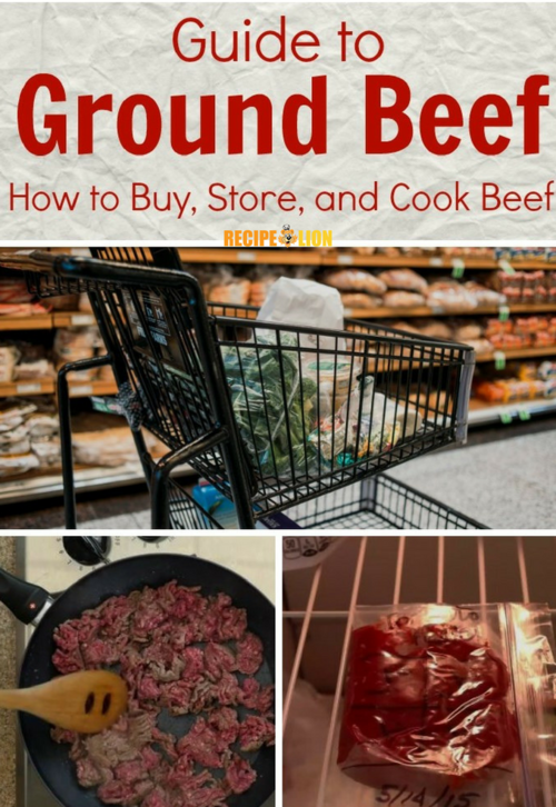 Guide to Ground Beef