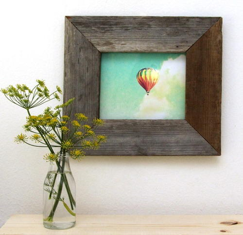 Amish Barn Wood Frame
