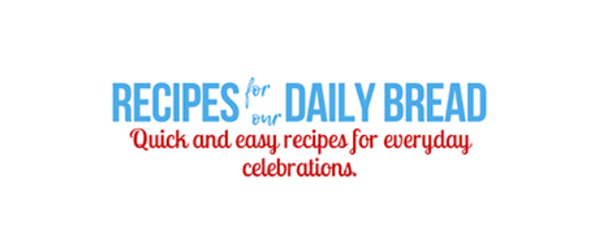 Recipes for Our Daily Bread logo