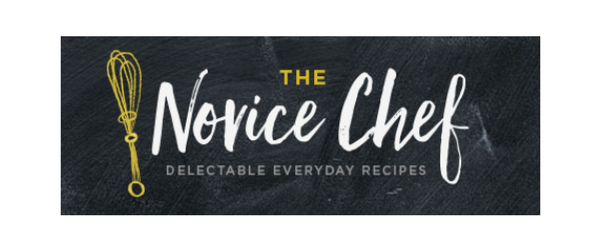 The Novice Chef logo