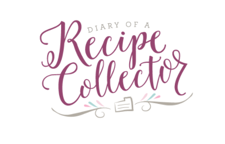 Diary of a Recipe Collector logo