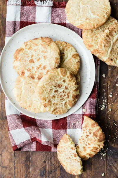Bakery-Style Snickerdoodles