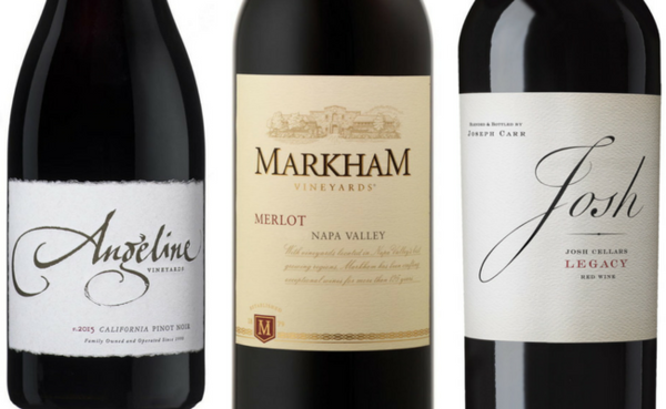 Top Red Wines of 2017