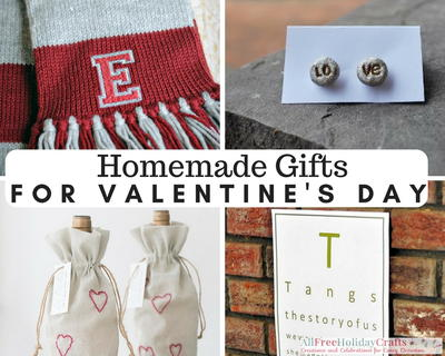 40 homemade gift ideas for valentines day allfreeholidaycrafts love is in the air can you feel it we hope so because we sure can as we get closer and closer to february 14th we figured its time to share some negle Gallery