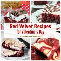 11 Red Velvet Recipes for Valentine's Day