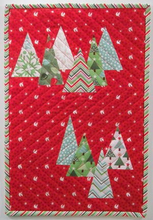 Christmas Tree Farm Wall Hanging