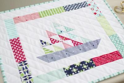 30 Marvelous Mini Quilt Patterns | FaveQuilts com
