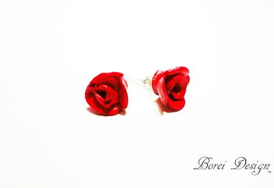 Easy and Chic Flower Earrings
