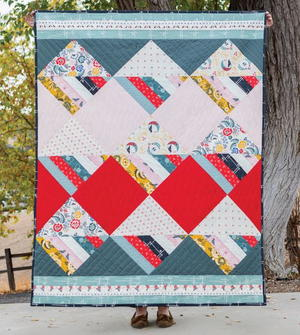 Waffle Cone Quilt Pattern