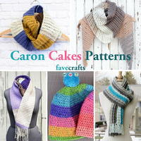 15 Caron Cakes Patterns