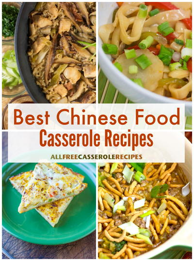 16 Best Chinese Food Casserole Recipes
