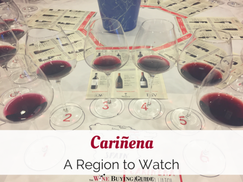 Wines of Carinena Spain