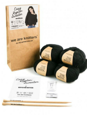 We Are Knitters Celebrity Yarn and Needles Kit Giveaway