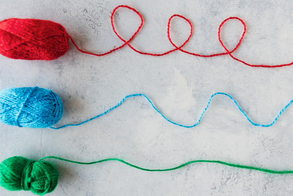How to Start a Skein of Yarn