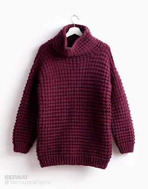 Easy-Going Knit Pullover