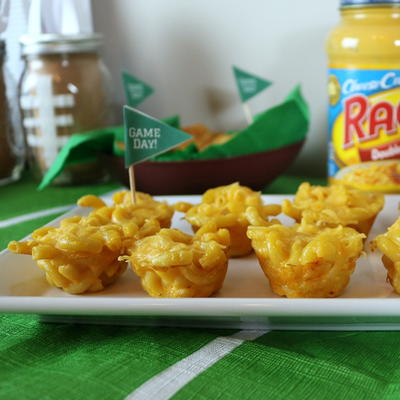 Mini Mac & Cheese Cups