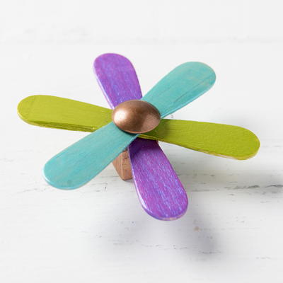 Homemade Fidget Spinner