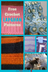 12 Free Crochet Lapghan Patterns