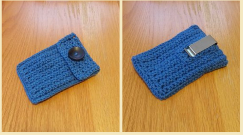 Cell Phone Clip Case